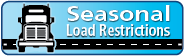 Seasonal Load Restrictions