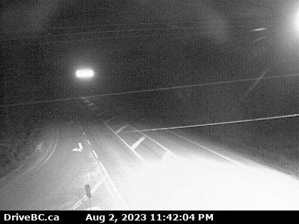 Highway camera near Kitimat