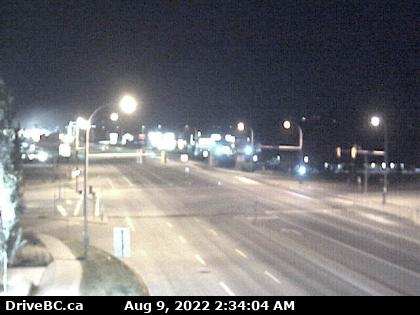 Kelowna Webcam Highway 97