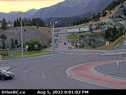 Radium Hot Springs Web Cam