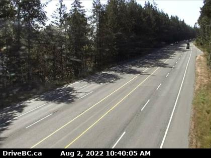 TrafficCam: Vancouver Island