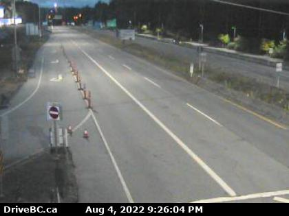 CCTV on route 99 at 4th