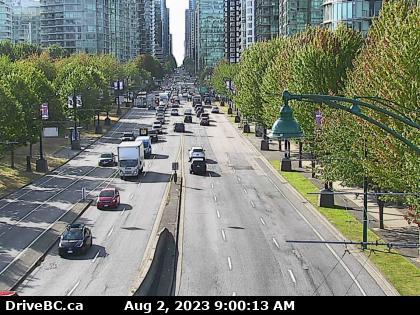 TrafficCam: Taylor Way, Marine Drive