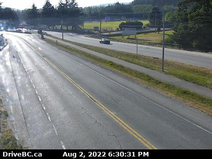 Traffic Cam for Hwy 14 at Laazar Rd