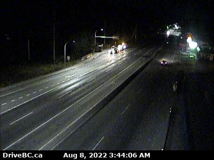Camera: Hwy 17 at Sayward Rd-S