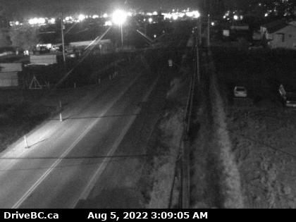 CCTV on route 11 at Farmer Rd looking north