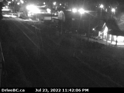 CCTV on route 11 at Farmer Rd looking south