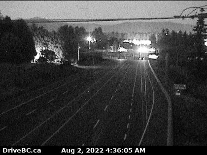 CCTV on route 13 at 264th diversion looking south