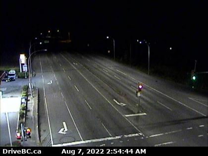 Camera: Hwy 17 at Sayward Rd-N
