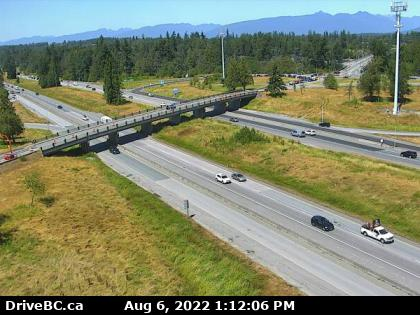 Hwy 1 at 232nd St - W