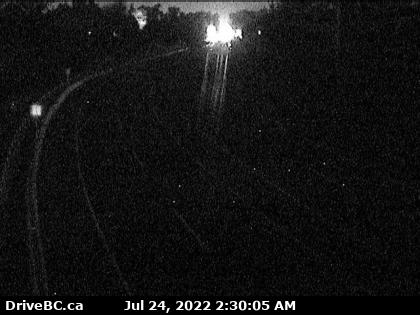 CCTV on route 13 at 264th diversion looking north