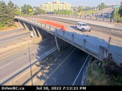 Hwy 99 at Cambie Rd - S