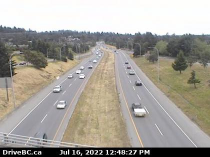 Highway  Vancouver Island Webcams