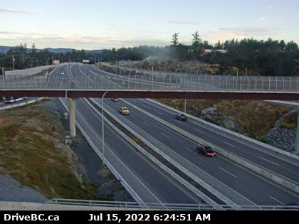 Traffic Cam for Admirals Rd West