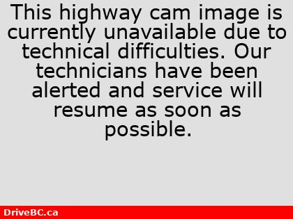 Mary Hill Bypass at Shaughnessy - W