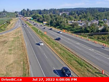 Hwy 99 at King George Blvd - S
