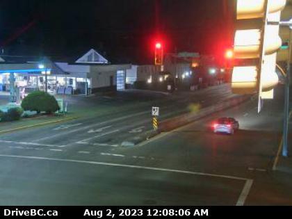 Vancouver Island Traffic Webcams
