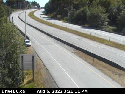 CCTV on route 99 at 8th looking south