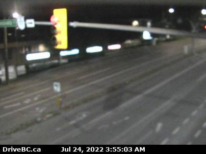 Hwy 17 at Saanich Rd 1 - E