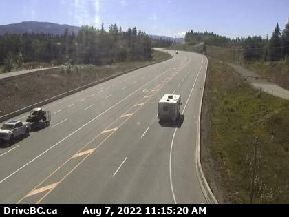 BC Okanagan Road Conditions, Highway 97 south