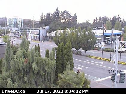 Bc Hwy Cam Vancouver Island