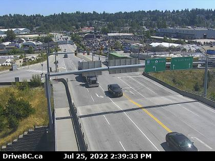 Tannery Rd Overpass - S
