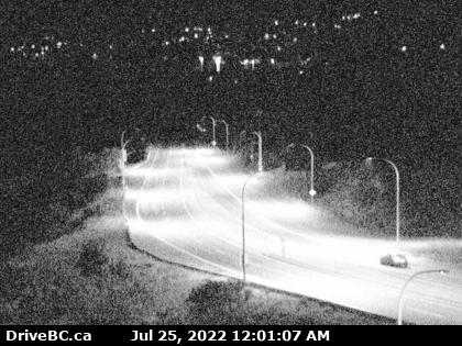 Hwy 97 towards Peachland - DriveBC