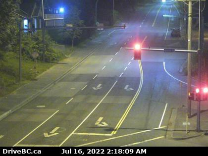 104th Ave at Hwy 17 westbound