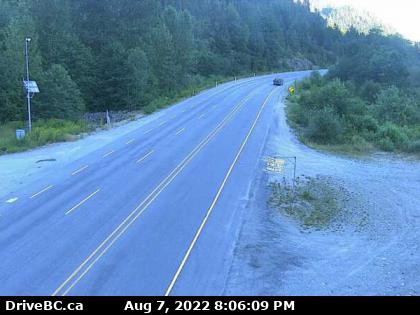 Whistler BC Canada | Road Conditions on Highway 99 | Tourism