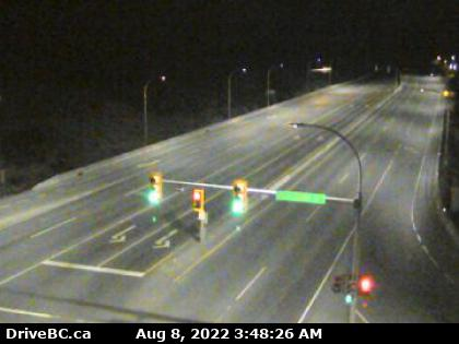Hwy 1 at West Shore Pkwy southbound