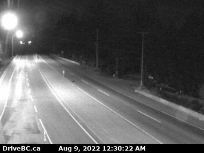 Webcam Image: Malahat