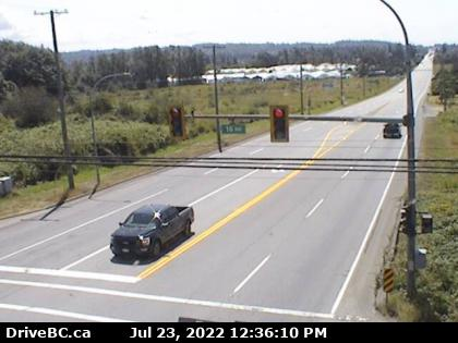 Hwy 15 at 16th Ave - S