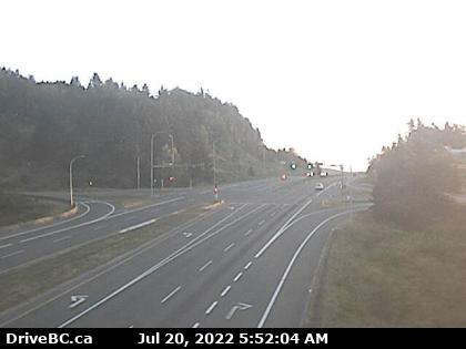 Webcam Image: Nanaimo Parkway