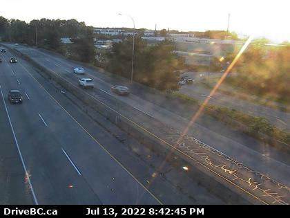 surrey traffic bridge reports
