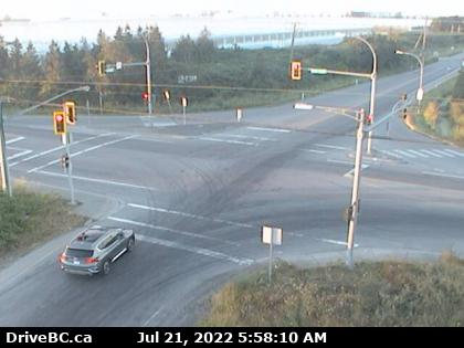 80th St at Ladner Trunk Rd